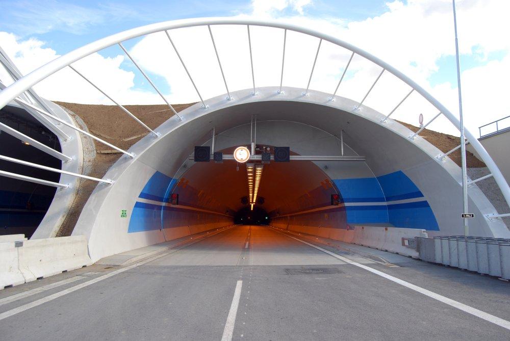 tunnel in prag
